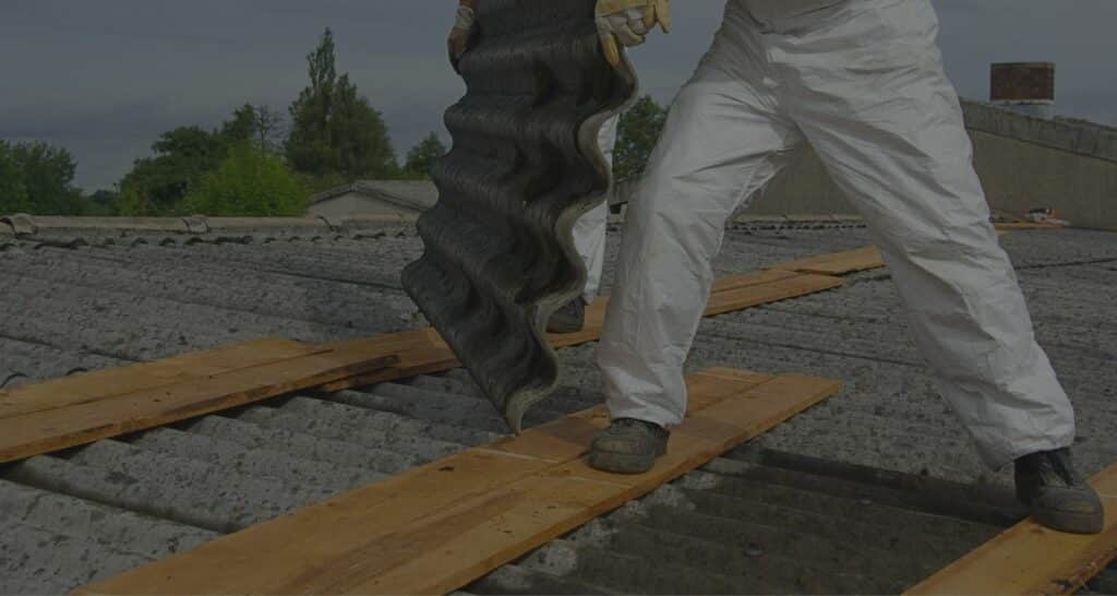 asbestos removal roof new zealand